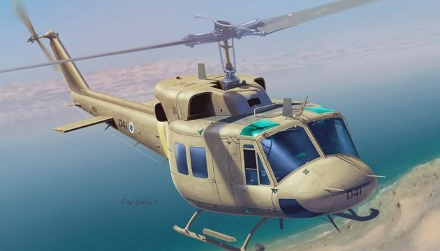 В Ізраїлі розбився військовий гелікоптер, загинув пілот