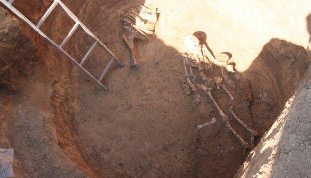 На Дніпропетровщині археологи знайшли скіфську амазонку