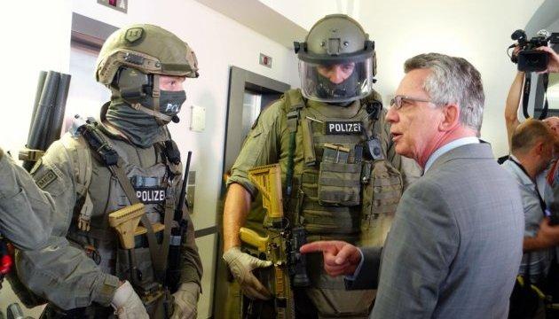 """У Берліні запустили поліцейський спецпідрозділ для """"кризових завдань"""""""
