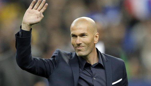 Zinedine Zidane: Ha sido un partido casi perfecto