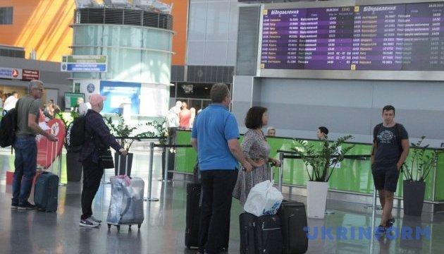 У червні глобальний авіаційний пасажиропотік зріс майже на 8%