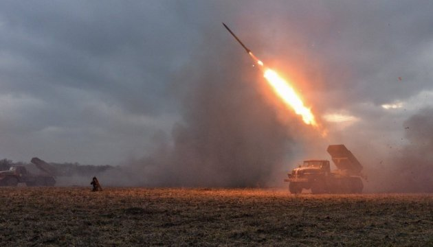 Militants launched 15 attacks on Ukrainian troops in Donbas in last day