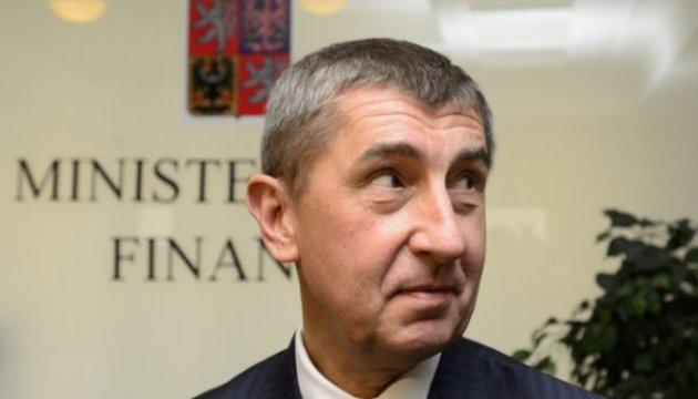 Екс-міністр фінансів Чехії попросив зняти з нього недоторканність