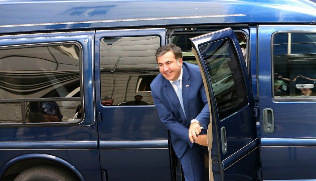 Saakashvili may enter Ukraine only with a visa - prosecutor