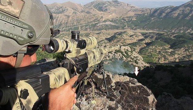 У Туреччині за тиждень знищили більше тридцяти бойовиків РПК