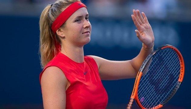 Рейтинг WTA: Еліна Світоліна стала четвертою
