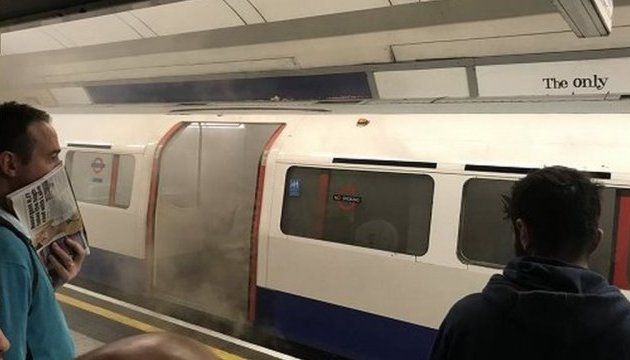Станцію лондонського метро закривали через пожежну тривогу
