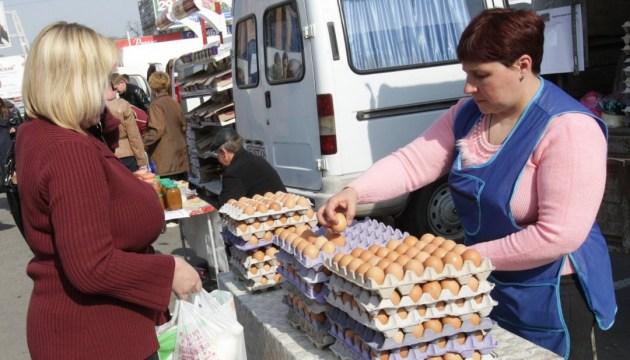 В Україні дешевшають яйця, молоко і сало - Держстат