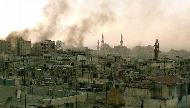 Війська Асада звільнили від ІДІЛ провінцію Хомс