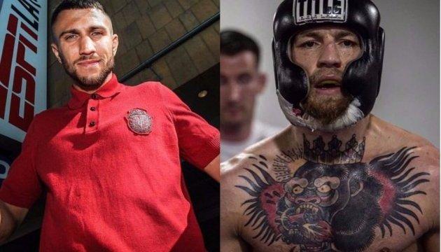 Макгрегор: Мне нравится бокс Ломаченко, но он не подходит мне для спаррингов