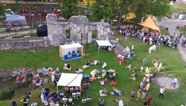 В эстонском Пайде прошел Фестиваль мнений