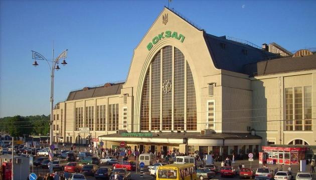 Кассы железнодорожного вокзала в столице сегодня будут работать до полуночи