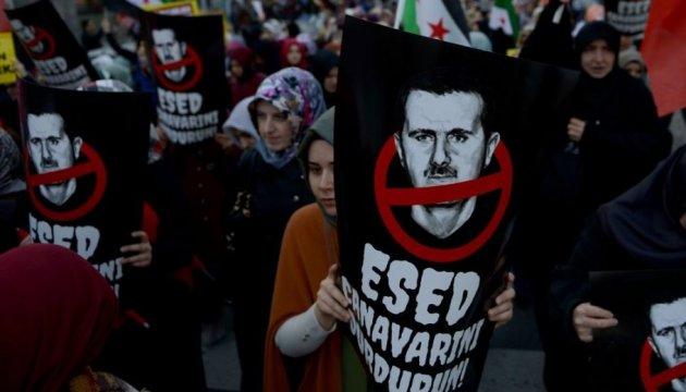 Страны Запада считают Россию ответственной за зверства Асада