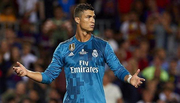 Роналду загрожує дискваліфікація за поведінку в матчі проти