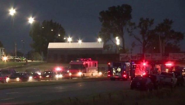 Під час автоперегонів у США розстріляли трьох людей