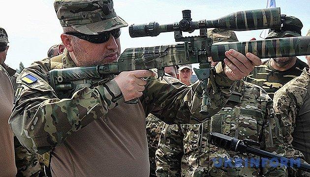 Турчинов сказал, при каком условии Донбасс вернут за несколько недель