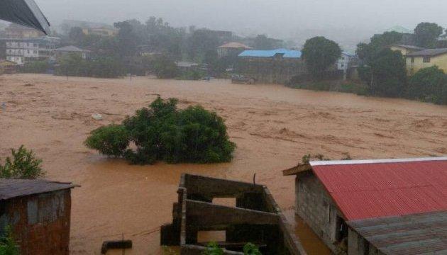 Повінь у Сьєрра-Леоне забрала життя понад 300 людей