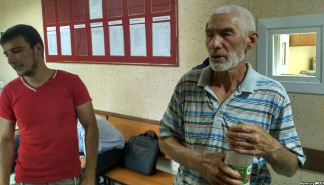 One-man protests in Crimea: Elderly activist Davlatov fined RUR 10,000