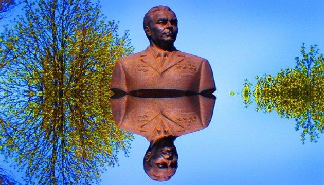 Нелепый Брежнев в Каменском - свидетельство позора
