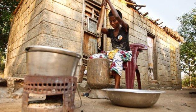 Голод загрожує восьми мільйонам жителів Конго - ООН