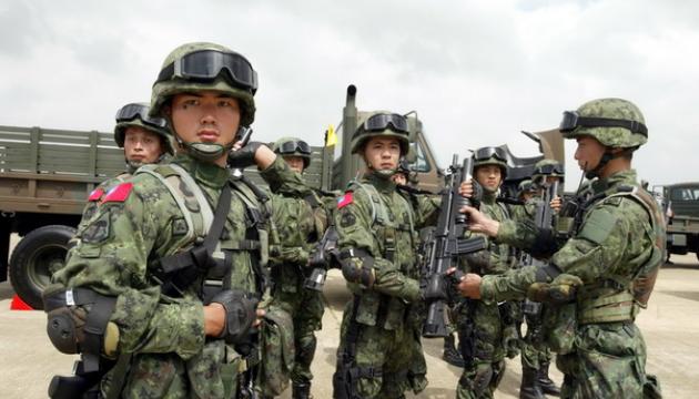 Тайвань привів армію у бойову готовність через китайські військові навчання