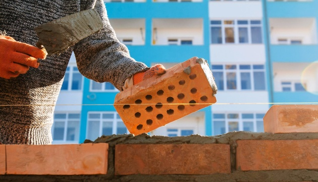 Construction volumes in Ukraine increased by almost 3% in first half of 2018