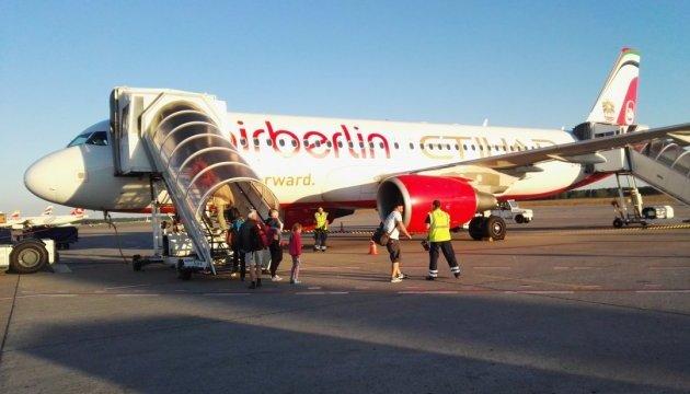 Air Berlin оголосила про банкрутство, але працюватиме ще три місяці