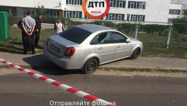 Поліція уточнила: на Троєщині стріляв охоронець нардепа Мельничука