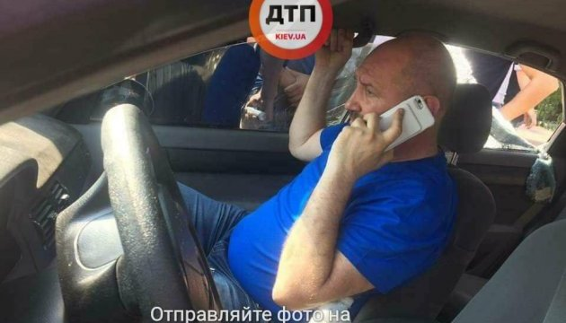 Нардеп Мельничук влаштував стрілянину на Троєщині – ЗМІ