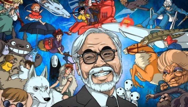 Міядзакі восени візьметься за новий мультфільм