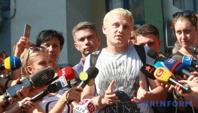 Шабунін розповів журналістам, що перед врученням підозри змінили статтю