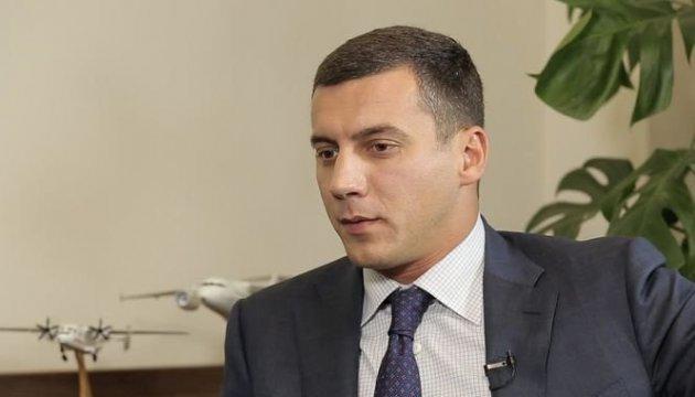 Antonov head resigns