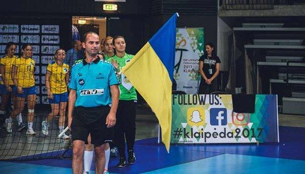 Українські гандболістки здобули дві перемоги на Євро-2017 (U-17)