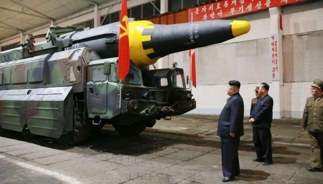 Ракети КНДР: без українських двигунів, але... з російськими вченими