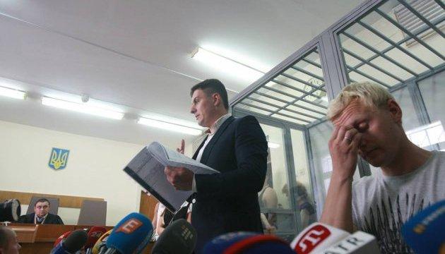 Дело Шабунина: суд допросил одного свидетеля и взял перерыв на месяц