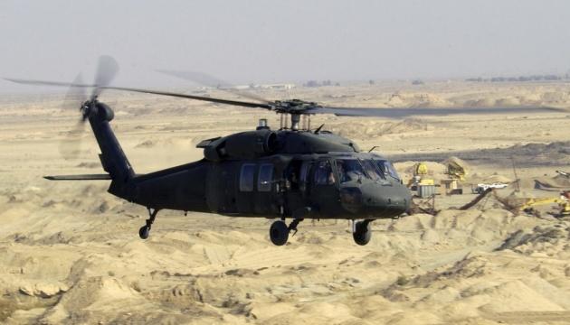 США готовы продать Литве боевые вертолеты Black Hawk