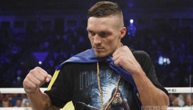 Усик: Гук - небезпечний, досвідчений суперник, якиму все одно з ким боксувати