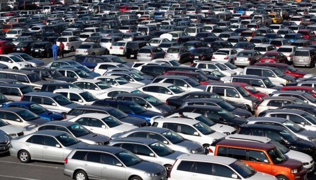 Import of passenger cars almost doubled in six months - Ukrautoprom