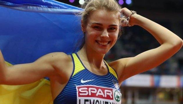Юлія Левченко: На чемпіонаті в Лондоні я відчувала, що зможу подолати 2 метри