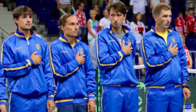 Теніс: У матчі Кубка Девіса з Ізраїлем Україна виставить найсильніший склад
