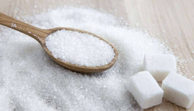 Ukraine exported almost 42,000 tons of sugar in April