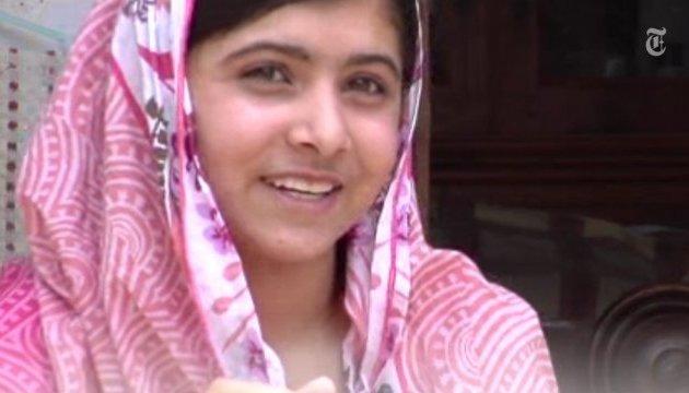 Малала Юсафзай вступила вОксфордський університет