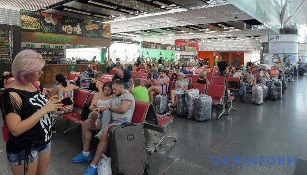 В этом году украинские авиакомпании увеличили пассажирские перевозки на 15,4%