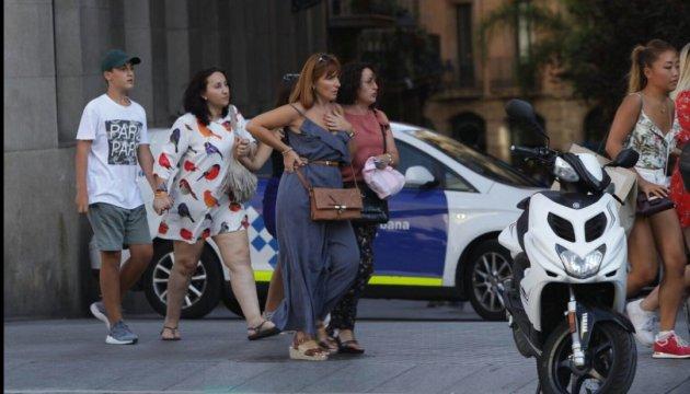 Внаслідок терактів в Іспанії загинули і постраждали громадяни 34 країн