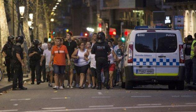 Теракти в Іспанії: авто терористів зафіксували за перевищення швидкості у Франції
