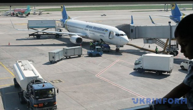 Ukrainian airlines carried 10.6 million passengers in 2017