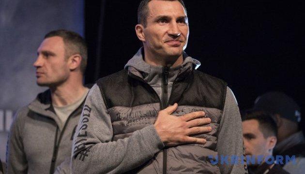 Володимир Кличко назвав свою п'ятірку кращих боксерів усіх часів