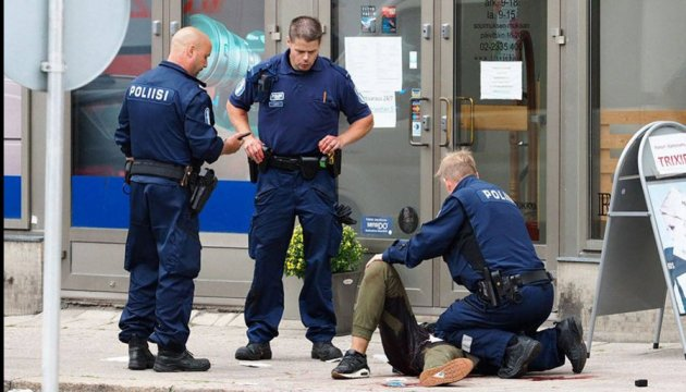 Напад у Турку: поліція заарештувала п'ятьох підозрюваних