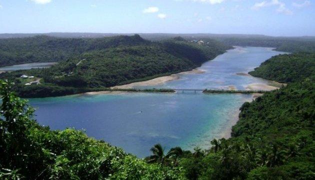 Біля тихоокеанського острова Тонга стався потужний землетрус