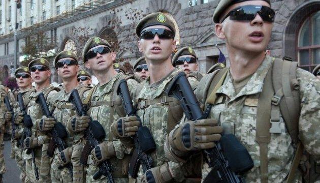 До Києва на парад сьогодні приїдуть вісім міністрів оборони, ще один - завтра